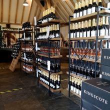 Kingscote Estate Wine Shop