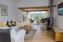 Woodchester Valley Vineyard The Retreat Sitting room