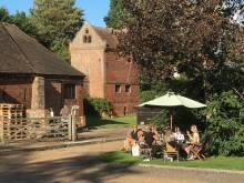Visits at Chartham