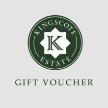 Kingscote Vineyard Tour and Tasting Gift Voucher