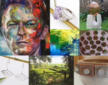 Art Exhibition – Every Saturday 10.30 to 5pm – 1 May to 17 July