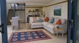 Woodchester Valley Vineyard Vineyard Barn guestrooms