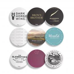 Branded Wine Pourers from Waiters Friend
