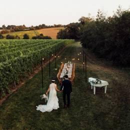Al Fresco Weddings at Tuffon Hall Vineyard