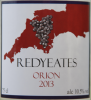 Redyeates Orion 2013