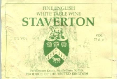 Staverton Vineyard